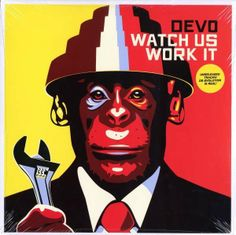 Devo: Watch Us Work It auf Single 12""