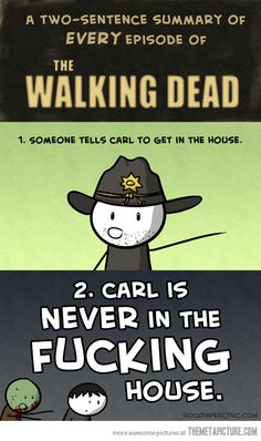 Truth. The Walking Dead.
