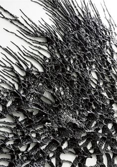 CATALYST #11 | Kohei Nawa | Glue gun art