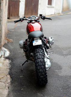 BMW R1200R Tracker