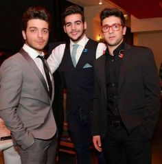 ⭐️IL VOLO⭐️ at the Rattlesnake Club December 1, 2013, Detroit, MI Credit: Gary Istok