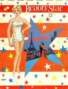 Beauty Star Paper Dolls, Saalfield #1321 (1 of 8) | Bobe Green | Picasa Web Albums