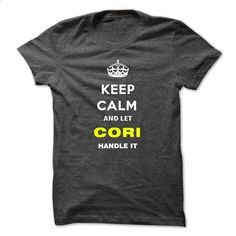 Keep Calm And Let Corina Handle It-kfpgc - #tshirt bemalen #hoodie refashion. MORE INFO => https://www.sunfrog.com/Names/Keep-Calm-And-Let-Corina-Handle-It-kfpgc.html?68278