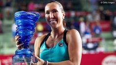 Jankovic Edges Kerber & Wins Hong Kong
