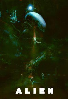 ArtStation - Alien one, Christopher Shy