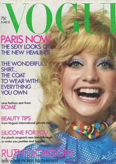 Vogue March 15th 1971 www.vintagetreasure.co.nz
