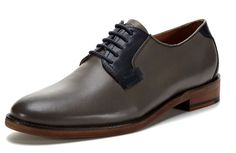 These Ben Sherman Postman men's derby shoes are simple, stylish and slick. Perfect to wear with almost anything these grey and navy derby shoes feature a Me Too Shoes, Men's Shoes, Shoes Sneakers, Dress Shoes, Mens Derby Shoes, Ben Sherman, Cheap Jewelry, Mens Fashion, Fashion 2014