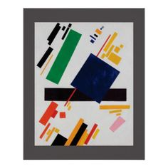 """Russian Avant-Garde: Constructing a New Wave of Modern Art offtheeasel: """"Kazimir Malevich, Suprematist Composition, 1916 The Russian avant-garde was a modern art movement that flourished in the. Framed Art Prints, Painting Prints, Paintings, Most Expensive Painting, Kazimir Malevich, Amedeo Modigliani, Canvas Art, Canvas Prints, Piet Mondrian"""