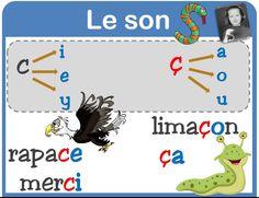 """affichages français - la Fouine en clis son """"ss"""""""
