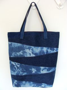 Big Denim Bag