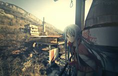 Spice And Wolf Holo, Real Anime, Anime Art Girl, Anime Girls, Hyperrealism, 2d Art, Dark Art, Old Photos, Illusions