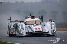 Audi Motorsport Blog: Gallery: Audi Sport Team Joest Tuesday tests at Bugatti - Le Mans