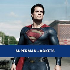55f92a87 Buy Smallville Superman Leather Jacket and Costumes collection for Men's at  Our Online Store Desert Leather.