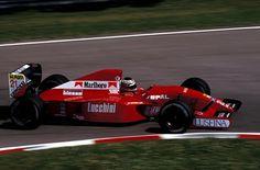 JJ Lehto, Scuderia Italia Dallara F192