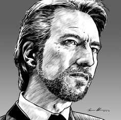 Discover and share Hans Gruber Die Hard Quotes. Alan Rickman, Hans Gruber, Xmas Movies, Theo Rossi, Harry Potter, Hard Quotes, Comic Books Art, Book Art, Die Hard