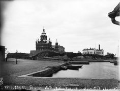 Helsinki, Historical Pictures, Finland, Statue Of Liberty, The Past, Travel, Dreams, Historia, Statue Of Liberty Facts