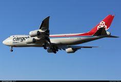 CargoLux LX-VCH Boeing 747-8R7F