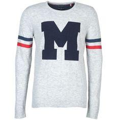 Presentamos esta #camiseta de manga larga de la marca #Monsieur #Marcel.  Un must have de esta temporada para tu look #sport #chic.  Dsiponible en #spartoo.
