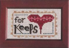 Trilogy Daily Reminder - For Keeps - Cross Stitch Pattern. Model stitched on 32 Ct. Lambswool linen using Weeks Dye Works, Gentle Arts, Classic Colorworks thead Cross Stitch Books, Cross Stitch Heart, Simple Cross Stitch, Cross Stitch Kits, Cross Stitch Designs, Hardanger Embroidery, Cross Stitch Embroidery, Embroidery Patterns, Wedding Cross Stitch Patterns