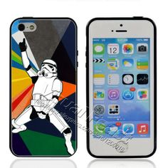 Hot Sale 1pc 2014 Popular Designs star wars Case for iPhone 5 5s Soft TPU Edges + Hard PC Back Cover For iPhone 4 4s A0193