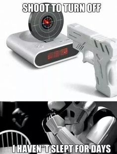 "Major insomnia. | 26 Pictures Only Fans Of ""Star Wars"" Will Think Are Funny"