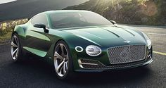 2016 Bentley EXP 10 Speed 6 Price Interior Specs