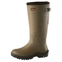 """Harkila Forester 17"""" 3mm H-Vent Neoprene Lined Wellington Boot"""