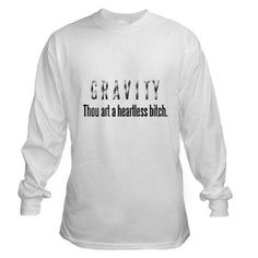 Big Bang Theory Humor Long Sleeve T-Shirt