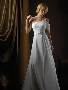 greek wedding dress #grecian #goddess
