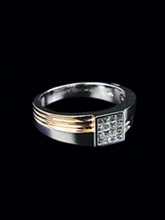 A Special Gift For The Special Someone, With Half A Carat Diamond Set In 14 Carat Pure Gold.