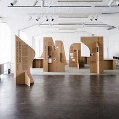 Museum Exhibition Design, Exhibition Display, Bauhaus Building, Green Office, Architecture Diagrams, Bauhaus Design, Up Book, Design Competitions, Display Design