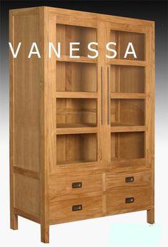 Minimalist Furniture made of teak wood and ply wood