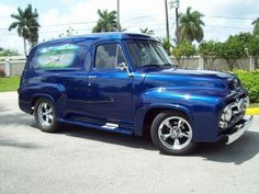 1954 Ford F100 Panel