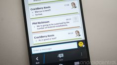 Blackberry phones reflects the magical mix of design and specs.