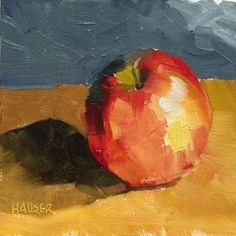 """An Apple a Day"" - Alice Hauser"