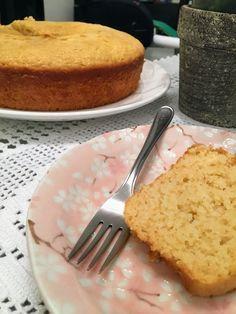 bolo de farinha láctea com leite condensado