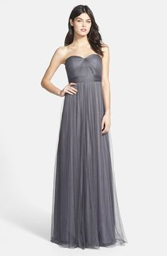 Jenny Yoo 'Annabelle' Convertible Tulle Dress http://rstyle.me/n/ecypdr9te