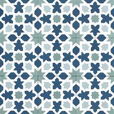 STOCK Baldosas Hidráulicas | Tienda Online | 500+ Modelos Tile Patterns, Textures Patterns, Motifs Islamiques, Hall Tiles, Floor Texture, Persian Motifs, Arabic Pattern, House Of Turquoise, Tadelakt