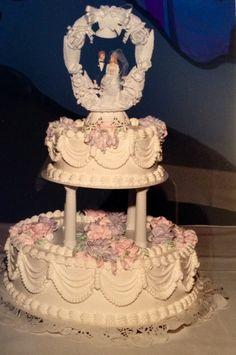 Elegant Wedding Cakes, Beautiful Wedding Cakes, Beautiful Cakes, Amazing Cakes, Best Vanilla Cake Recipe, Traditional Wedding Cakes, Fake Cake, Themed Wedding Cakes, Cupcake Cakes