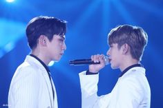 """Himchan and Daehyun - BAP """" © chica   Do not edit or remove logo. """""""