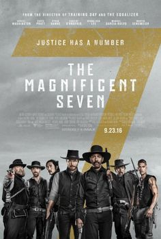 New Character Vignettes And Poster For The Magnificent Seven
