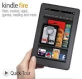 So i got a nifty little kindle fire for Christmas  really looking forward to re