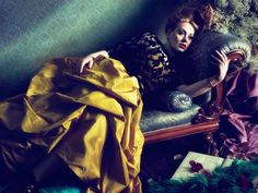 Adele, Photographed by  Mert Alas & Marcus Pigott - From the Vicki Archer site