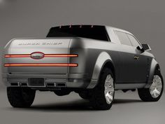 7 Best Ford Super Chief Images Ford Trucks Cars Ford