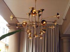 Jazz Light Fixture @ W Hotel French Quarter