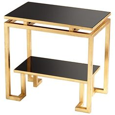CYAN DESIGN 06270 Midas Table Gold Leaf -- Find out more about the great product at the image link. (This is an affiliate link) #FurnitureSofaTables