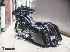 Bad Dad | Custom Bagger Parts for Your Bagger | Baggers :: Bill's 2014 Street Glide