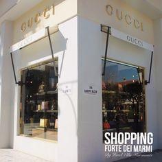 Forte dei Marmi shopping Gucci