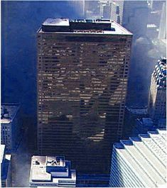 World Trade Center Building 7 Demolished on 9/11?    World Trade Center, building 7 of the World Trade Center in New York City, was completed in 1987 at a height of 185 m (610 ft). It collapsed at 5:21 on the afternoon of the September 11, 2001 attacks in 6.5 seconds.[1]