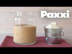 Πώς φτιάχνω φυσικό προζύμι; Φτιάξε το με 2-3 υλικά και θα το έχεις έτοιμο όταν το χρειαστείς για το καλύτερο ψωμί του κόσμου! Bread Recipes, Cooking Recipes, Banoffee, Alfredo Sauce, Granola Bars, Kitchen Hacks, Sweet Recipes, Oatmeal, Pudding